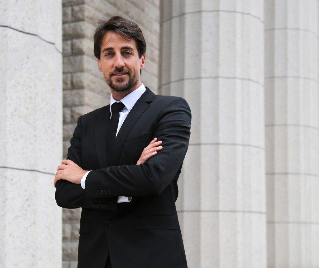 Diego Fernandez, Director de DDHH Abogados