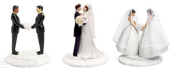 Representación de celebración de matrimonio