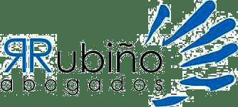 Logotipo del despacho Rubiño Abogados